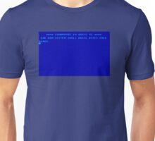 READY. Unisex T-Shirt