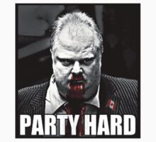 Rob Ford Party Hard by BurbSupreme