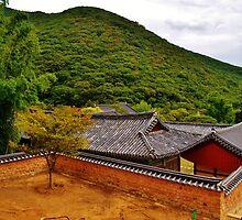 Korean Temple by Fike2308