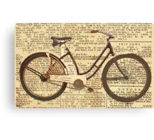 News Cycle Canvas Print