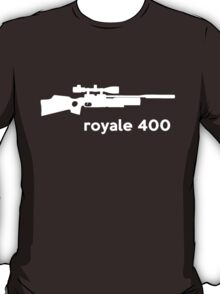 Fx Royale 400 Airgun T-shirt T-Shirt