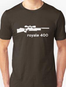 Fx Royale 400 Airgun T-shirt Unisex T-Shirt