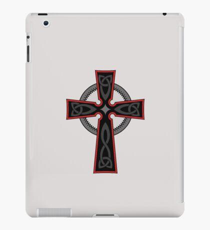 Celtic Cross iPad Case/Skin