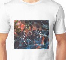 Banded Coral Shrimp at night Unisex T-Shirt