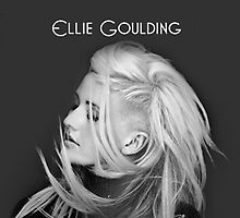 Ellie Goulding  by CeruleanSound