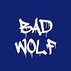 Bad Wolf-Blue by AFenn91