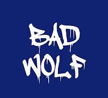 Bad Wolf-Blue by AFenn91