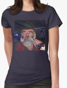 Bob Abbot & The Fabulous Green Machine Womens Fitted T-Shirt