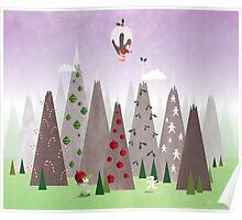 Christmas Mountain IV Poster