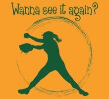 Wanna See It Again? green by gotmoxy