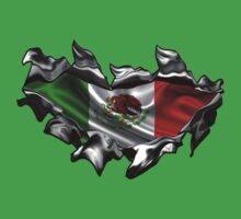 Mexico-Shirt Tear by MGraphics
