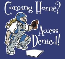 Access Denied, lt.blue by gotmoxy