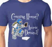 Access Denied, lt.blue Unisex T-Shirt