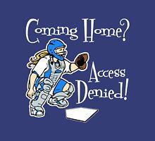 Access Denied, lt.blue Unisex T-Shirt