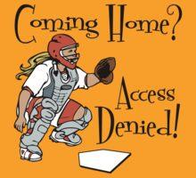 Access Denied, orange by gotmoxy