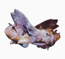 Leaf Scorpionfish One Piece - Short Sleeve