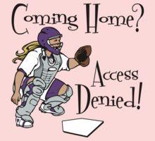 Access Denied, purple by gotmoxy