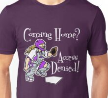 Access Denied, purple2 Unisex T-Shirt