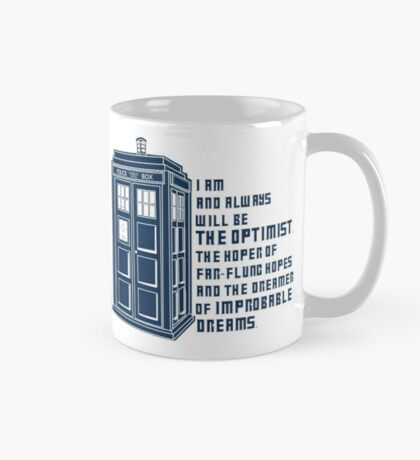 Doctor Who The Optimist Mug