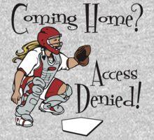 Access Denied, red by gotmoxy