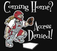 Access Denied, red2 by gotmoxy
