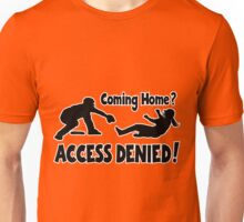 Access Denied2 , black Unisex T-Shirt