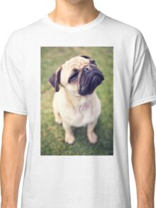 Cheesy Smile Pug *PROCEEDS TO CHARITY* Classic T-Shirt