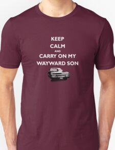 Keep Calm Supernatural Style T-Shirt