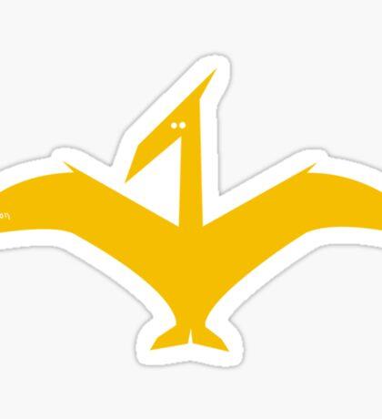 Pterosaur Sticker