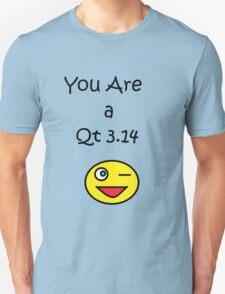 Qt 3.14 Unisex T-Shirt