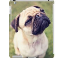 Cheesy Smile Pug *PROCEEDS TO CHARITY* iPad Case/Skin