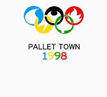 Pokemon Olympics Pallet Town 1998 Unisex T-Shirt
