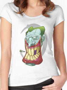 Smokin Joker Women's Fitted Scoop T-Shirt