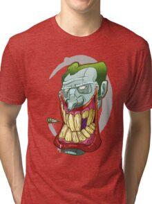 Smokin Joker Tri-blend T-Shirt