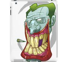 Smokin Joker iPad Case/Skin