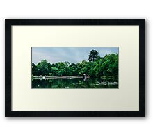 Buchan Country Park Framed Print