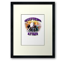 Decepticon's Attack! Framed Print