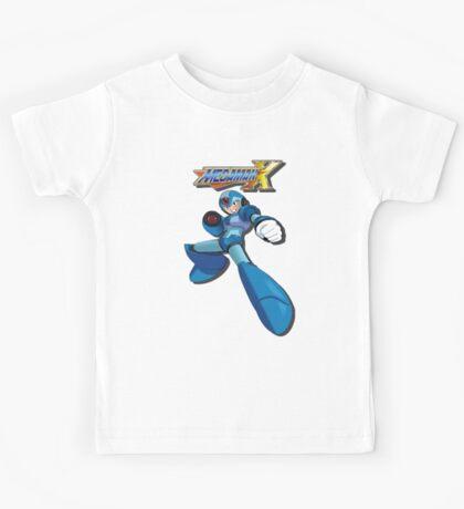 Mega Man X Kids Tee