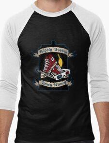 Tenth's Timey Tools Men's Baseball ¾ T-Shirt