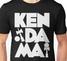 Kendama Block, white Unisex T-Shirt