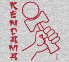 Kendama Hollow, red by gotmoxy