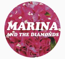marina and the diamonds by redplaiddress