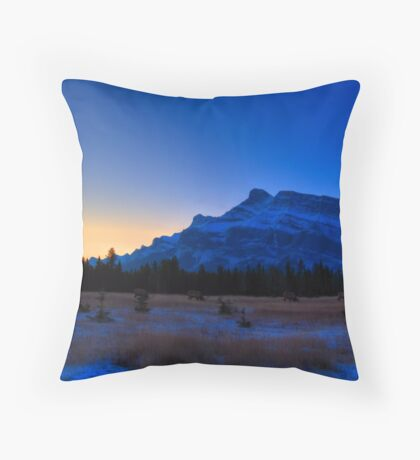 Rundle Rise Throw Pillow