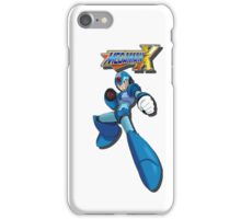 Mega Man X iPhone Case/Skin
