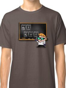 Science of love Classic T-Shirt