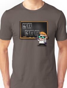 Science of love Unisex T-Shirt