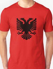 Albanian two headed eagle sigil T-Shirt