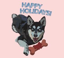 Happy Pup Holiday Kids Clothes