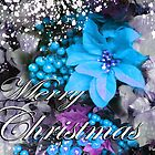 """""""Passion of Blue"""" (Merry Christmas) by Steve Farr"""