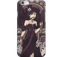 The Sound of Her Wings iPhone Case/Skin